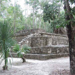 coba-ruins-jungle