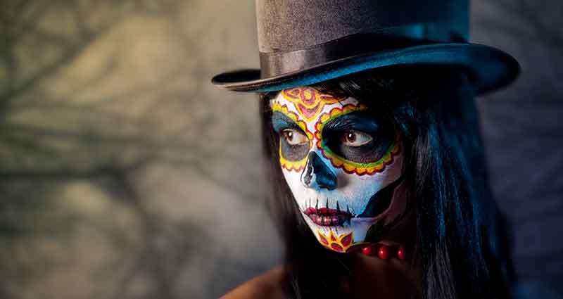 Dia de Los Muertos in Oaxaca, Mexico