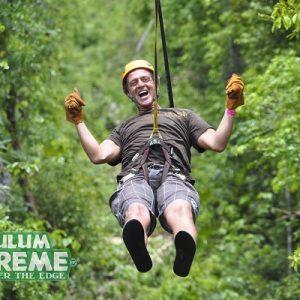 Tulum zip line tours