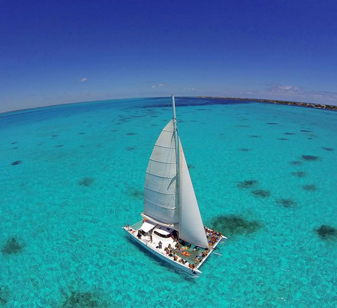 Boat Tours Cancun Mexico