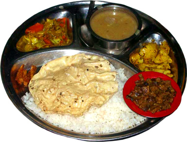 Explore the wonders of nepal through the eyes of someone for Cuisine of nepal