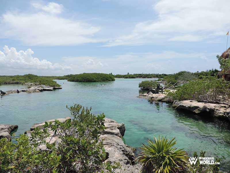 Yal-Ku Lagoon in Akumal is paradise