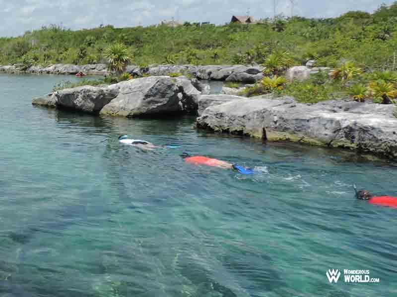 yal-ku-snorkeling