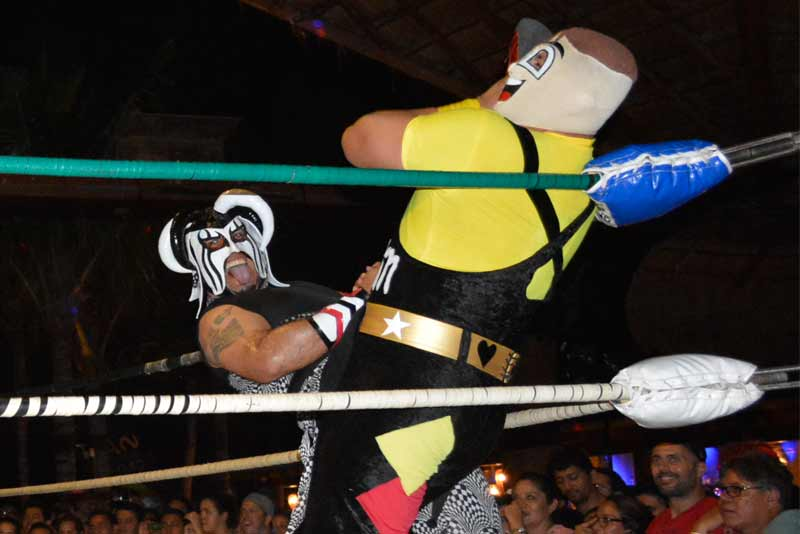 The Real Mexican Wrestling Experience