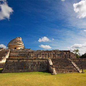 chichen itza observation