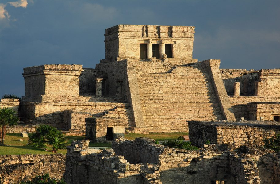 Tulum Ruins Tour From Cancun