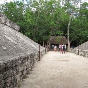 Coba-ruins-ball-court