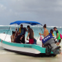 snorkeling-boat-beach-tulum