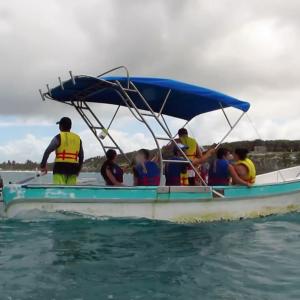 snorkeling-boat-water