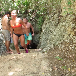 cenote-coming-out