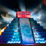 chichen-itza-night-show